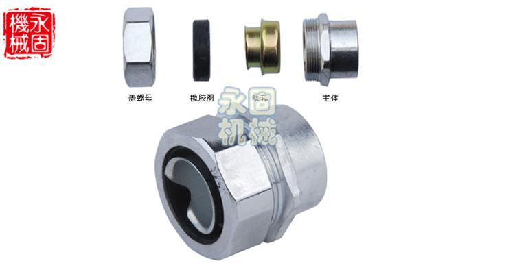 DPN内牙式金属软管接头产品图片
